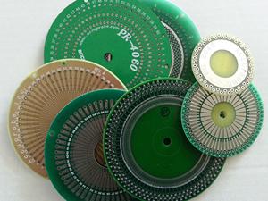 Accuprobe Round Probe Cards